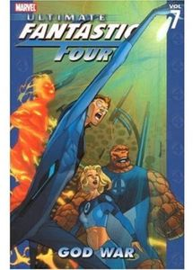 [Ultimate Fantastic Four: Volume 7: God War (Product Image)]
