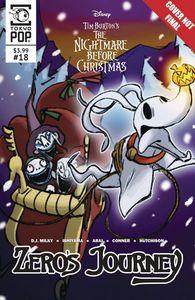 [Nightmare Before Christmas: Zeros Journey #18 (Product Image)]