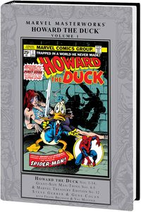 [Marvel Masterworks: Howard The Duck: Volume 1 (Hardcover) (Product Image)]