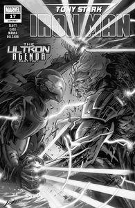[Tony Stark: Iron Man #17 (Product Image)]