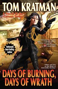 [Carerra Series: Book 8: Days Of Burning, Days Of Wrath (Hardcover) (Product Image)]