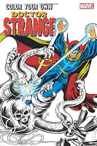 [Colour Your Own: Doctor Strange (Product Image)]