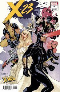[X-23 #6 (Dodson Uncanny X-Men Variant) (Product Image)]