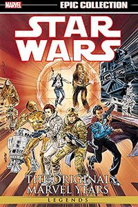 [Star Wars: Legends: Epic Collection: The Original Marvel Years: Volume 3 (Product Image)]