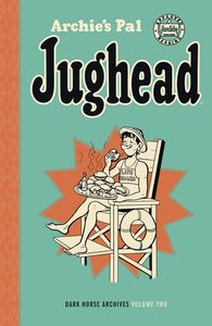 [Archie's Pal Jughead Archives: Volume 2 (Hardcover) (Product Image)]