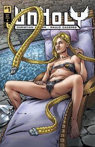 [Unholy #1 (Argent Bikini Century Set) (Product Image)]