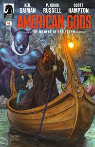 [Neil Gaiman's: American Gods: Moment Of Storm #4 (Cover A Fabry (Mr) (Product Image)]