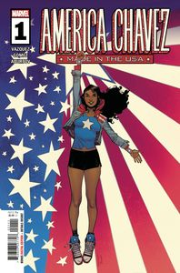 [America Chavez: Made In The USA #1 (Product Image)]