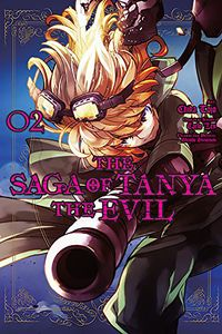 [Saga Of Tanya Evil: Volume 2 (Product Image)]