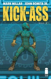 [Kick-Ass #1 (Cover D Quitely) (Product Image)]