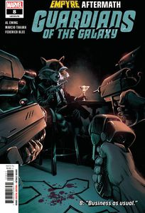 [Guardians Of The Galaxy #8 (Product Image)]