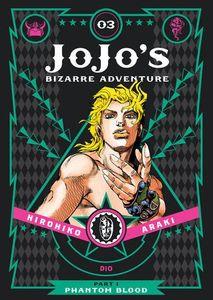 [Jojo's Bizarre Adventure: Part 1: Volume 3 (Product Image)]