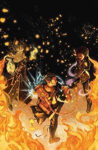 [Magic The Gathering #5 (Cover H Unlockable Khalidah Virgin Variant) (Product Image)]