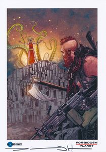 [Realm: Volume 1 (Forbidden Planet Exclusive Signed Mini Print Edition) (Product Image)]