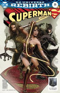 [Superman #35 (Variant Edition) (Product Image)]