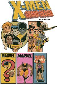 [X-Men Grand Design Second Genesis #1 (Corner Box Variant) (Product Image)]