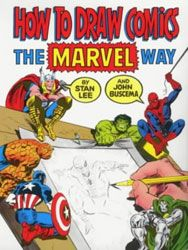 [How To Draw Comics The Marvel Way (Product Image)]