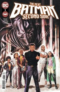[Next Batman: Second Son #1 (Cover A Doug Braithwaite) (Product Image)]