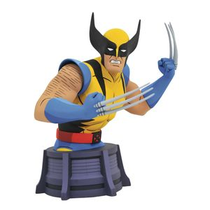 [Marvel Animated X-Men: Bust: Wolverine (Product Image)]