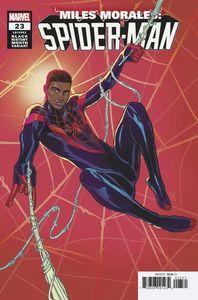 [Miles Morales: Spider-Man #23 (Souza Black History Variant Kib) (Product Image)]