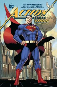 [Action Comics #1000: The Deluxe Edition (Hardcover) (Product Image)]