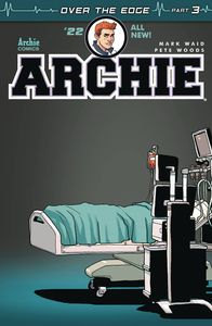 [Archie #22 (Cover A Pete Woods) (Product Image)]
