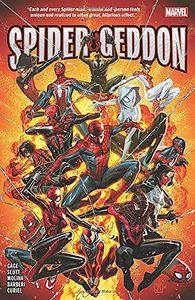 [Spider-Geddon (Product Image)]