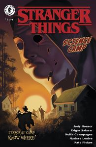 [Stranger Things: Science Camp #1 (Cover A Kalvachev) (Product Image)]