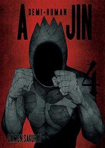 [Ajin: Demi-Human: Volume 4 (Product Image)]