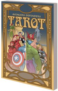 [Tarot: Avengers Defenders (Product Image)]