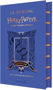 [Harry Potter And The Chamber Of Secrets: Ravenclaw Edition (Hardcover) (Product Image)]
