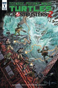 [Teenage Mutant Ninja Turtles/Ghostbusters II #1 (Cover B Wachter) (Product Image)]