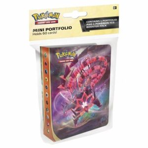 [Pokemon: Sword & Shield 3: Darkness Ablaze: Mini Portfolio With Booster (Product Image)]