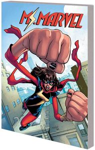 [Ms Marvel: Volume 10: Time & Again (Product Image)]
