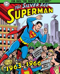 [Superman: Silver Age Sundays: Volume 2: 1963 - 1966 (Hardcover) (Product Image)]