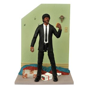 [Pulp Fiction: Select Series Action Figure: Series 1: Jules Winnfield (Product Image)]
