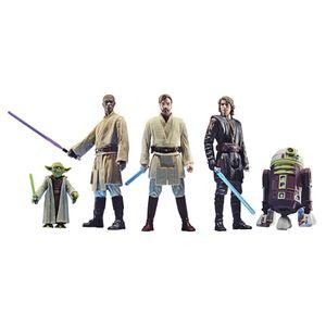 [Star Wars: Celebrate The Saga Action Figure 5 Pack: Jedi Order (Product Image)]