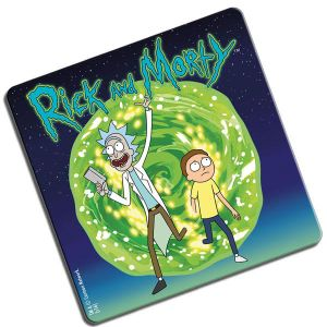 [Rick & Morty: Coaster: Portal (Product Image)]
