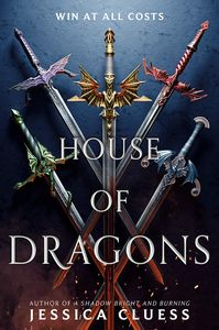 [House Of Dragons (Hardcover) (Product Image)]