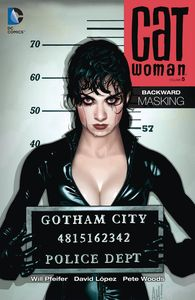 [Catwoman: Volume 5: Backward Masking (Product Image)]