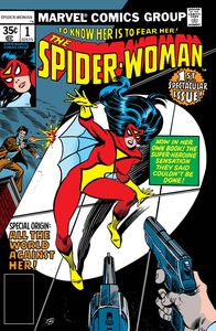 [Spider-Woman #1 (Facsimile Edition) (Product Image)]