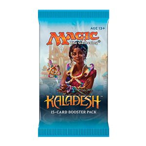 [Magic The Gathering: Kaladesh: Booster Pack (Product Image)]
