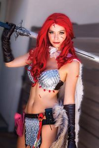 [Red Sonja #12 (Cosplay Virgin Variant) (Product Image)]