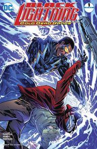 [Black Lightning: Cold Dead Hands #1 (Variant Edition) (Product Image)]
