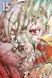 [Dr. Stone: Volume 15 (Product Image)]