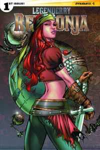 [Legenderry: Red Sonja #1 (Product Image)]