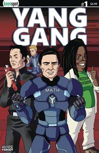 [The cover for Yang Gang #1 (Cover A)]