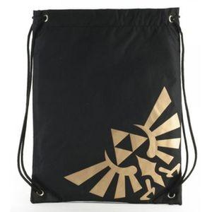 [Legend Of Zelda: Gym Bag: Logo (Product Image)]