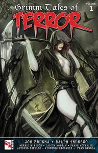 [Grimm Fairy Tales: Tales Of Terror: Volume 1 (Hardcover) (Product Image)]