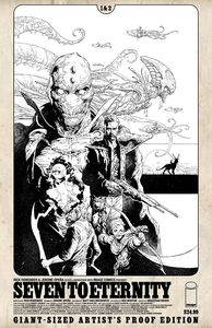 [Seven To Eternity (Giant Sized Artists Edition) (Product Image)]